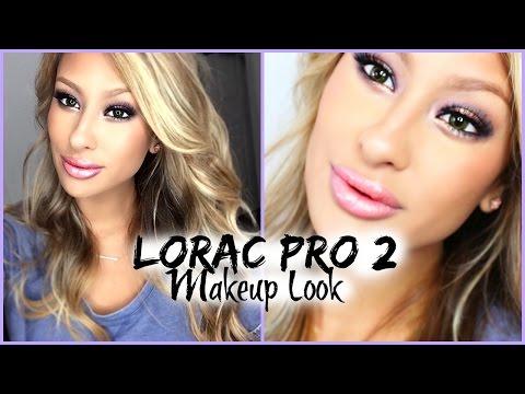 Smokey Grey- Lorac 2 Makeup- Complete Look
