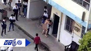 Thầy giáo làng hãm hiếp nhiều nữ sinh lớp 3    VTC