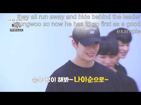 VICTON pre-debut funny moments
