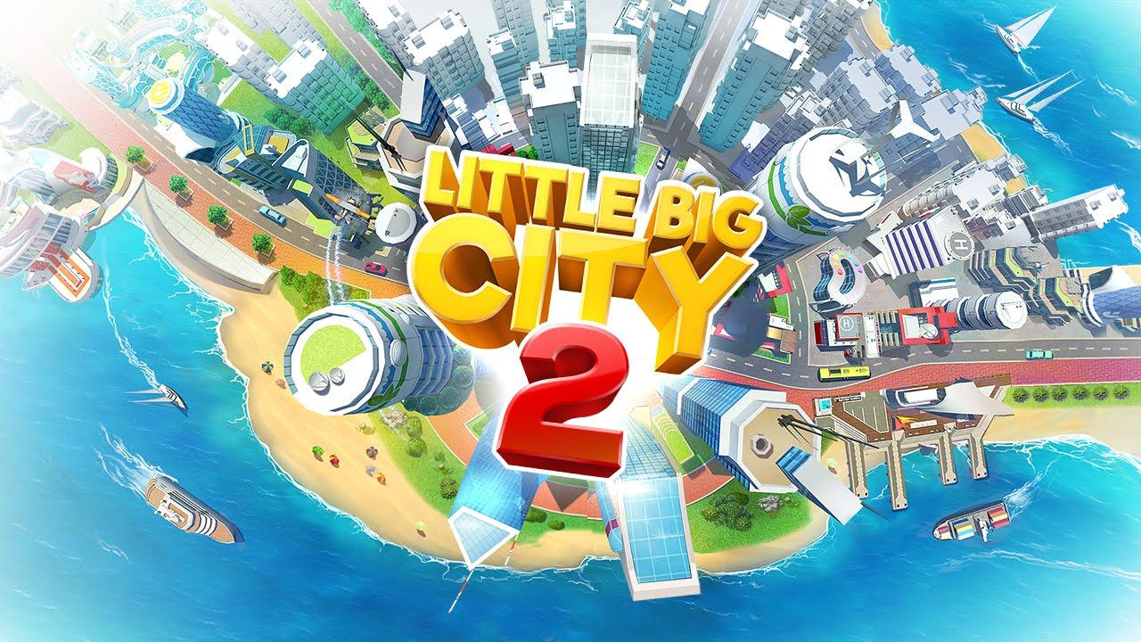 Играй Little Big City 2 on pc 2