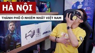 Hà Nội - Thành phố ô nhiễm nhất Việt Nam (Oops Banana Vlog #46)
