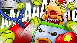 THE ABSOLUTE WORST TEAMMATE EVER! - Mario Tennis Aces!