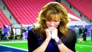 A tear filled tribute to Stuart Scott