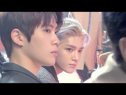 [N'-12] NCT @SEOUL FASHION WEEK