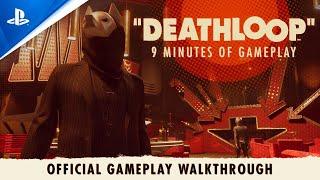 Deathloop :  bande-annonce