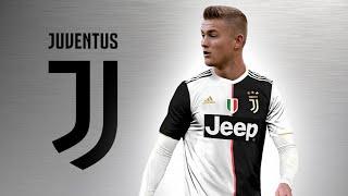 MATTHIJS DE LIGT | Debut Games For Juventus | Defending Skills & Passing 2019/2020 (HD)