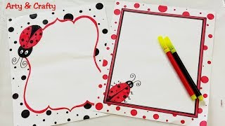 Borders And Frames Designs Borders For Cards School Projects