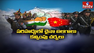High Tension: India, China deploys army on borders..