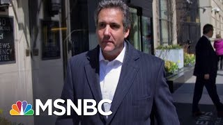 What's A 'Special Master?' Next Phase In Michael Cohen Case | MTP Daily | MSNBC
