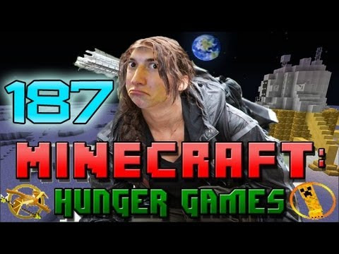 Minecraft: Hunger Games W/Mitch! Game 187 - TOUCH MY MOON... - Smashpipe Games