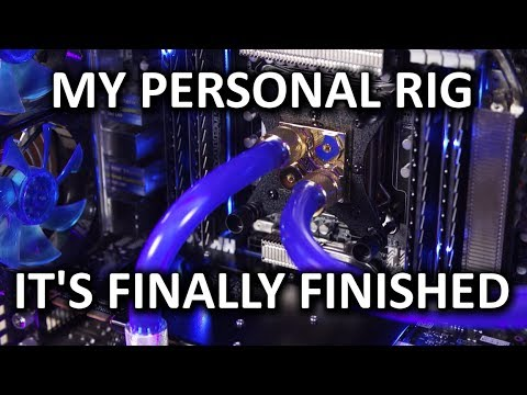 Personal Rig Update 2012 Part 17 - IT'S FINALLY DONE! Project Summary & Deluxe Tour - Smashpipe Tech