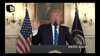 Trump First Speech After Returning From Asia 11/15/17: Mission Accomplished