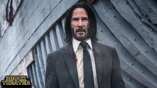 Can JOHN WICK CHAPTER 4 set up WICK CINEMATIC UNIVERSE?