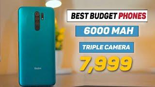 Top 5 Best Smartphones Under 8000 in September 2020 | Best Phones Under Under 8k in 2020
