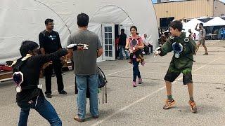 SuperSuit at Maker Faire Bay Area 2016