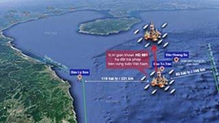 Trung Quốc rút giàn khoan HD 981 khỏi Hoàng Sa