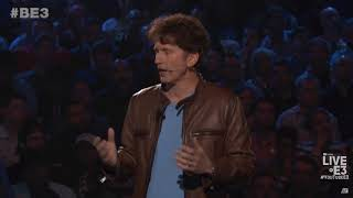 TODD HOWARD @ E3 2018 | Fallout 76 and More