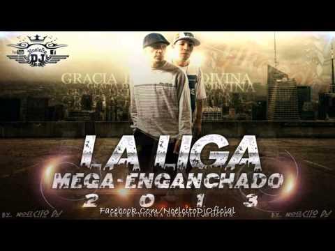 La Liga - Mega Enganchado 2014 [By.. Noelcito Dj]