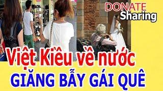 Việt Kiều v,ề n,ư,ớ,c GI,Ă,NG B,Ẫ,Y G,Á,I Q,U,Ê  - Donate Sharing