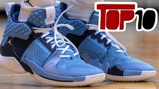 Top 10 Best 2019 Signature Basketball Shoes Of NBA Point Guards