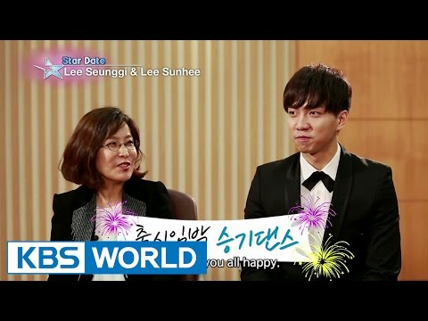 Lee Sunhee and Lee Seunggi's love concert (Entertainment Weekly / 2015.06.05)