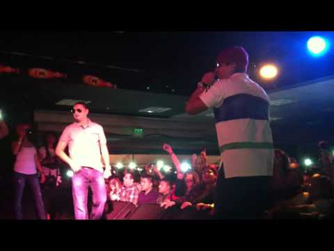 Plan B live Te dijeron @ Hollywood Park Casino