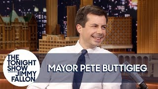 Mayor Pete Buttigieg on Heckling Jerry Seinfeld, His 2020 Campaign, GoT Predictions