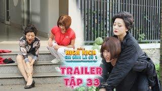 Gia đình là số 1 Phần 2 | trailer tập 33: Bà Liễu té liệt giường vì hành động vô ý thức của Thám Hoa