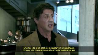 Сильвестр Сталлоне: 39 лет в живописи