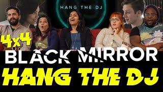 Black Mirror - 4x4 Hang the DJ - Group Reaction