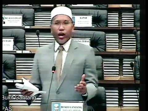 MP PAS Bukit Gantang Bahas Titah Diraja 2016