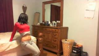 SexY Jenelle-dancing 2 Twista yo body