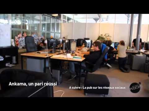 Ankama, un pari réussi - YouTube