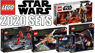NEW LEGO Star Wars 2020 Set Pictures! (MORE Episode 9 Sets!)