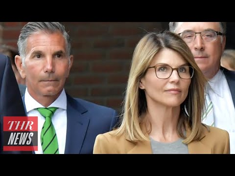 Lori Loughlin & Mossimo Giannulli Agree to Plead Guilty in College Admissions Scandal | THR News