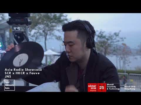 Sónar HK - Asia Radio Showcase - Seoul Community Radio