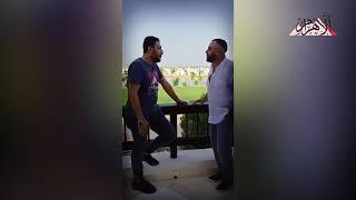 بعد-تكريمه-في-الجونة-السينمائي--أحمد-السقا-في-حوار-لـ-بوابة-الأهرام---يا-رب-عمري-يكفي-حلمي