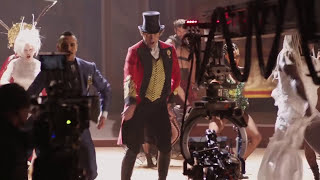 Behind The Scenes on The Greatest Showman + 2 New Clips