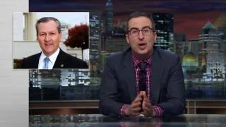 John Oliver - Alabama Sex Scandal