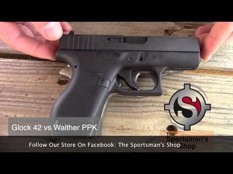 Bodyguard 380 Vs Glock 42 - Glock 42 380 vs S&W Bodyguard 380