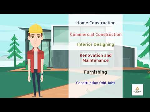 Armson Homes | Best Construction Company in Trivandrum | House Maintenance Services, Interior Design
