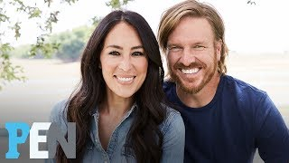 Fixer Upper: Chip & Joanna Gaines Open Up About Love, Kids & Living Their Dream   PEN   People