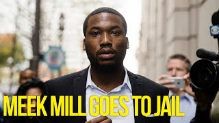 Meek Mill Goes to Jail ft. Philip Wang & DavidSoComedy