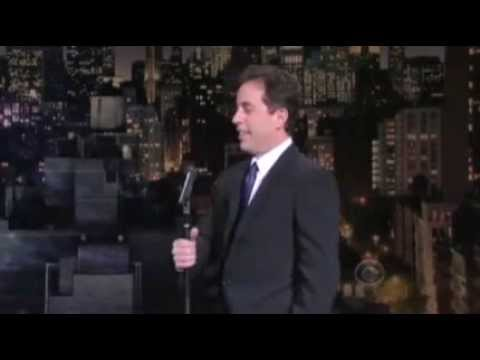 Jerry Seinfeld: NEW Stand Up Comedy 2004-2013 compilation ...
