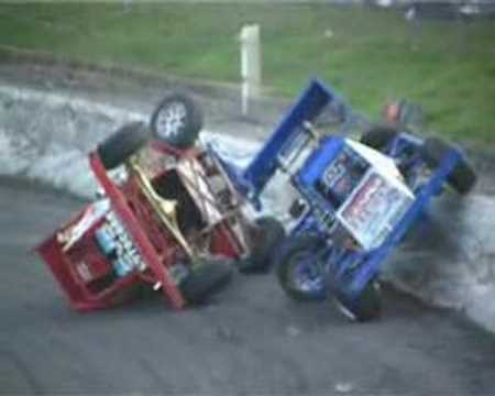 Stock Car Crash Challenge Live Stream