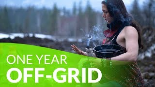 One Year Living Off-Grid - How Did We Do?