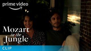 Mozart in the Jungle Season 4 - Clip: Porch | Prime Video