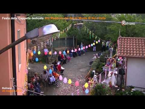 festa della Cappella dedicata alla Madonna del sacro Monte di Novi Velia Rofrano 26 Maggio 2012