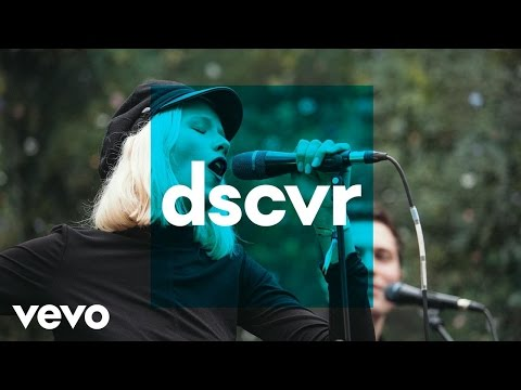 Dagny - Wearing Nothing (Live) - Vevo dscvr @ The Great Escape 2017