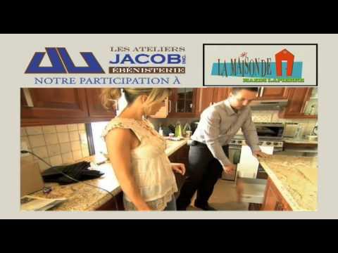 Les Ateliers Jacob - La maison de Maxim Lapierre